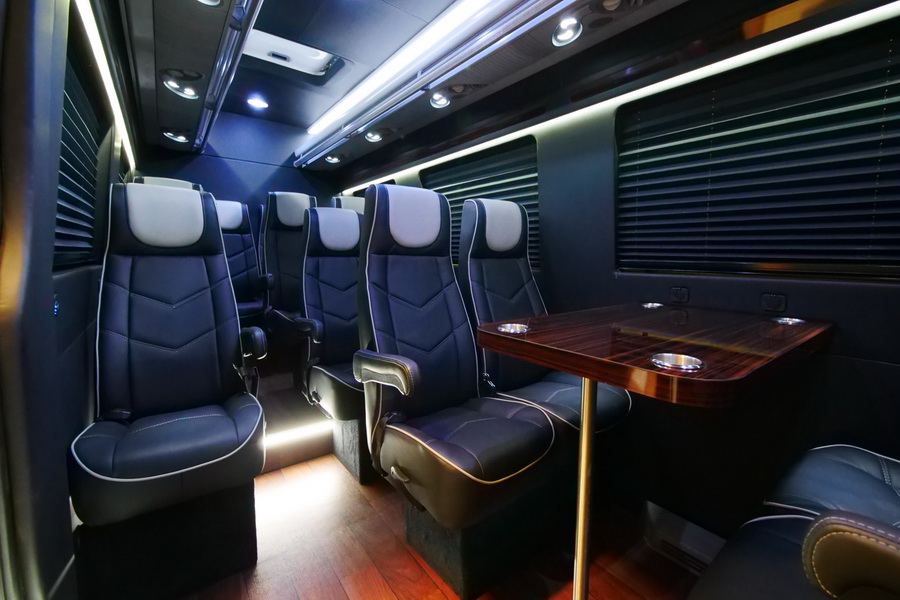 Top 10 Features For Your Shuttle Bus Conversion