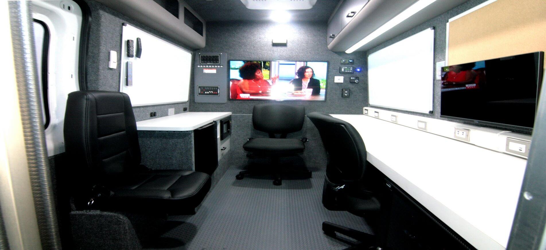 Professional Vehicles