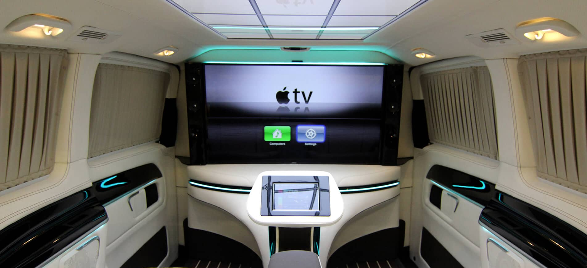 Custom Conversion Vans, Sprinters and SUVs | HQ Custom Design