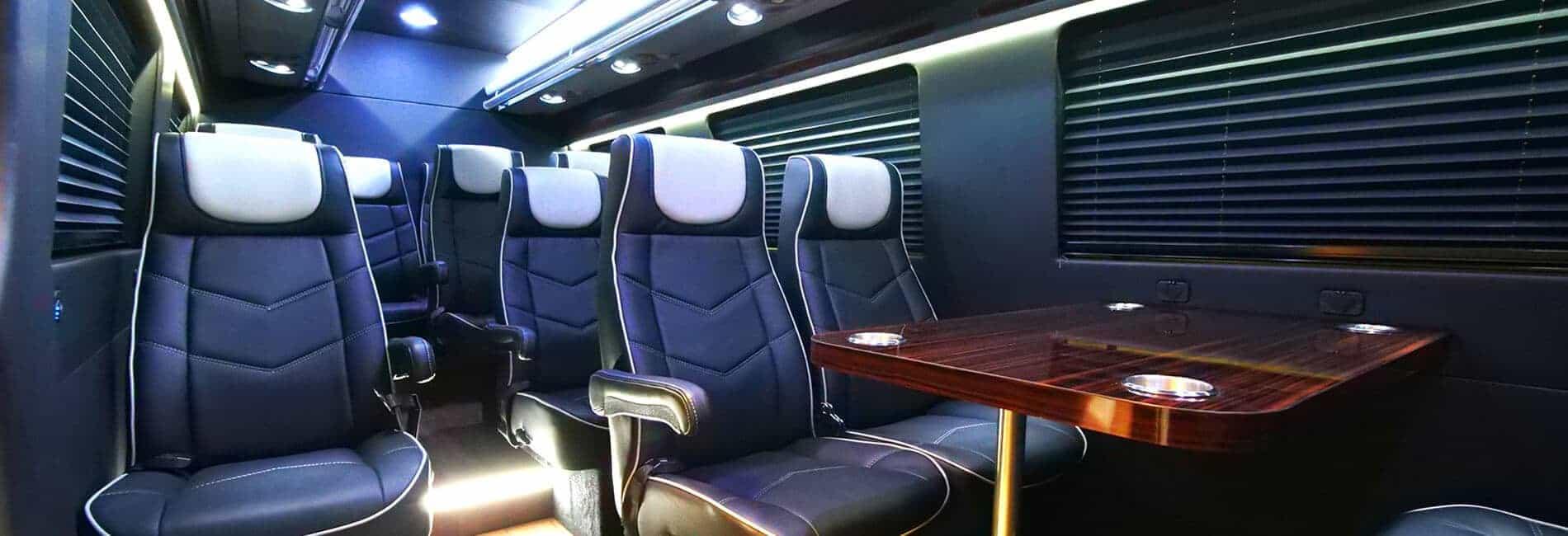 29ff6655b0 Shuttle Buses   Luxury Shuttle Vans