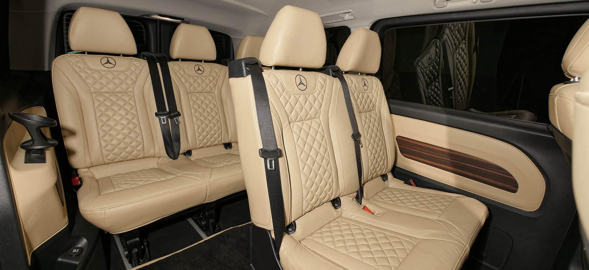 Executive Edition - Mercedes Metris