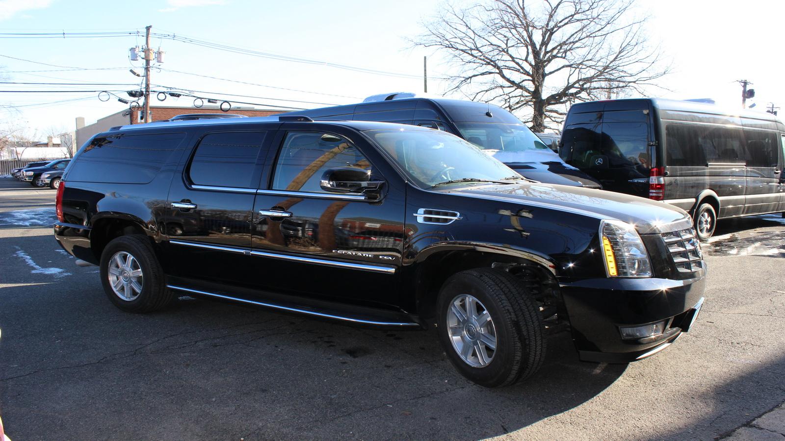 Cadillac Escalade Conversion Suvs Hq Custom Design