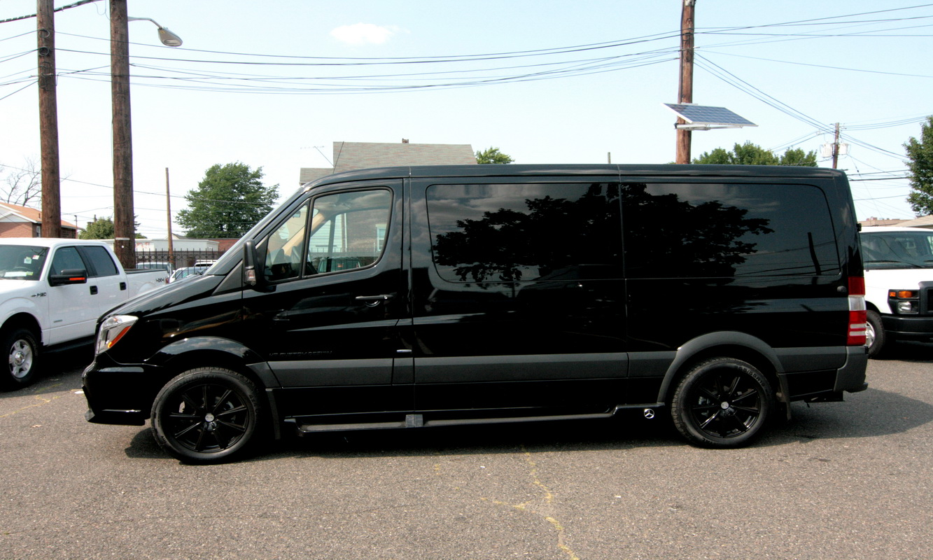 Custom Mercedes Benz Sprinter Limited Edition Conversion