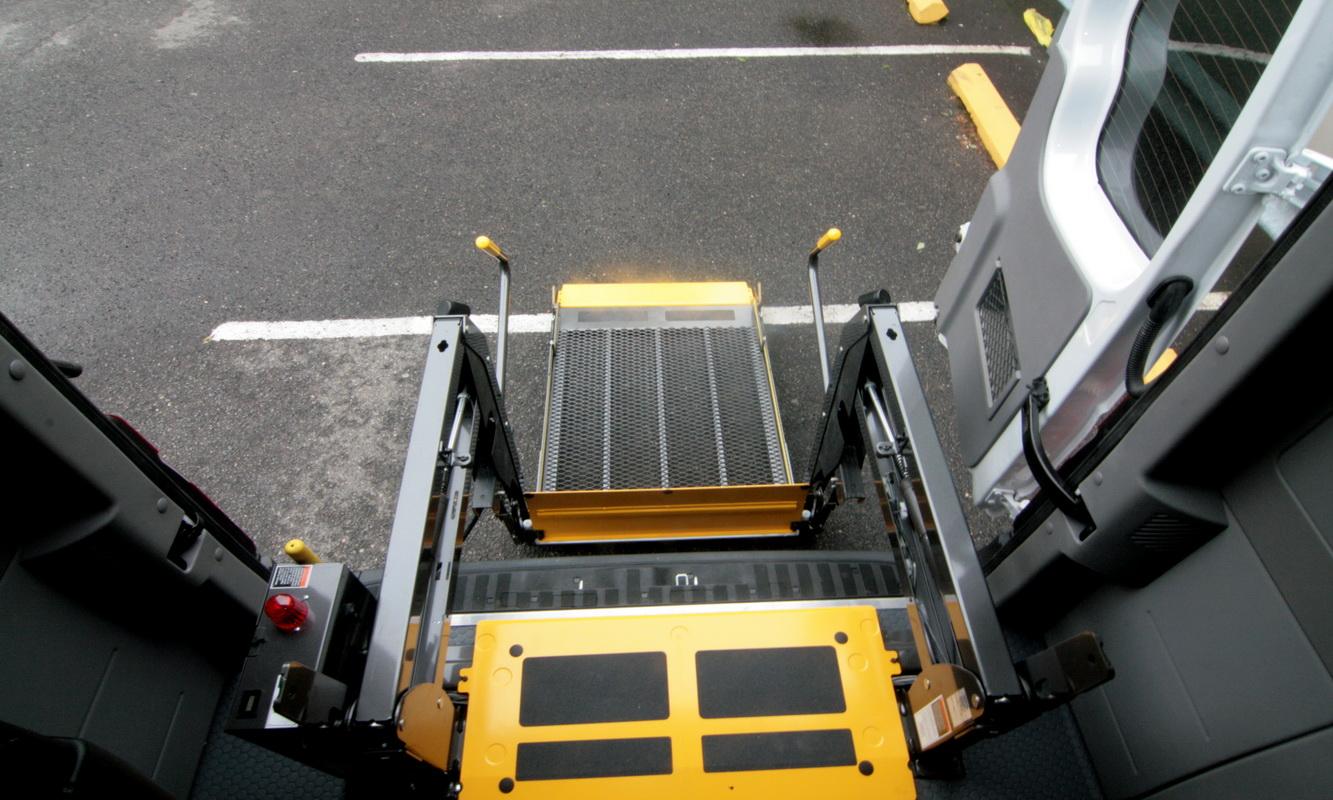 Mobility Shuttle Transportation
