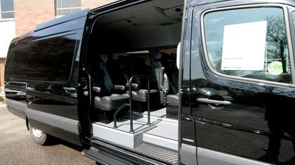 Mercedes Sprinter CoachLiner