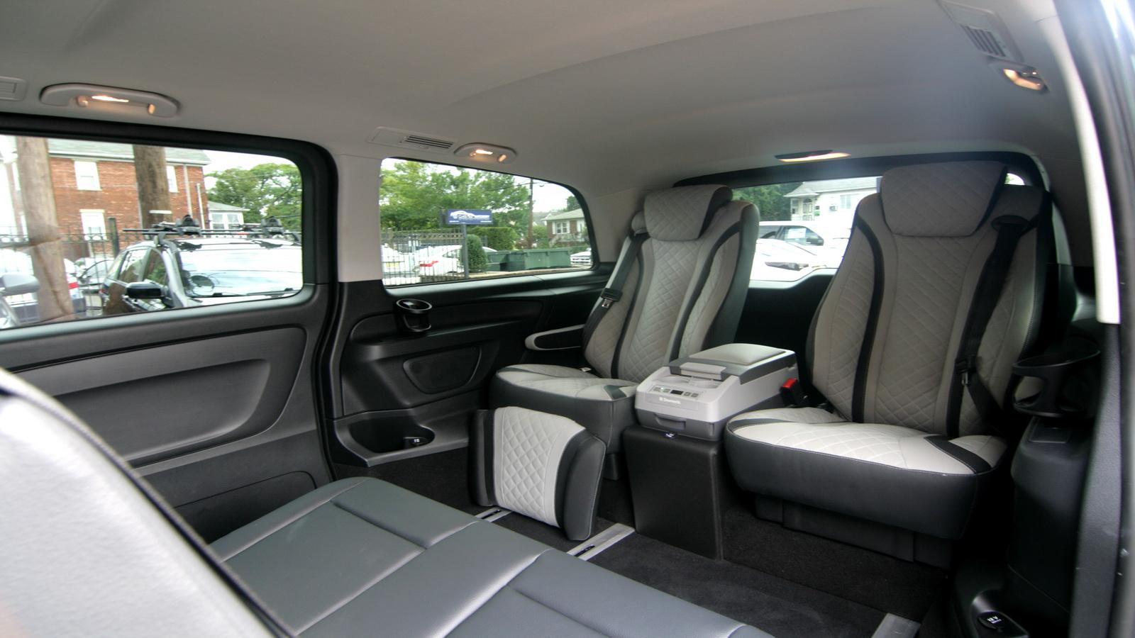 Mercedes Floor Mats >> Custom Mercedes-Benz Metris Touring Conversion Vans   HQ