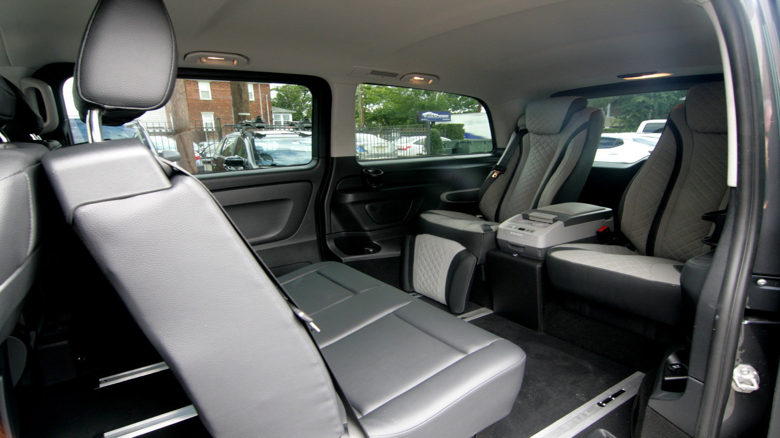 Custom Mercedes Benz Metris Touring Conversion Vans Hq