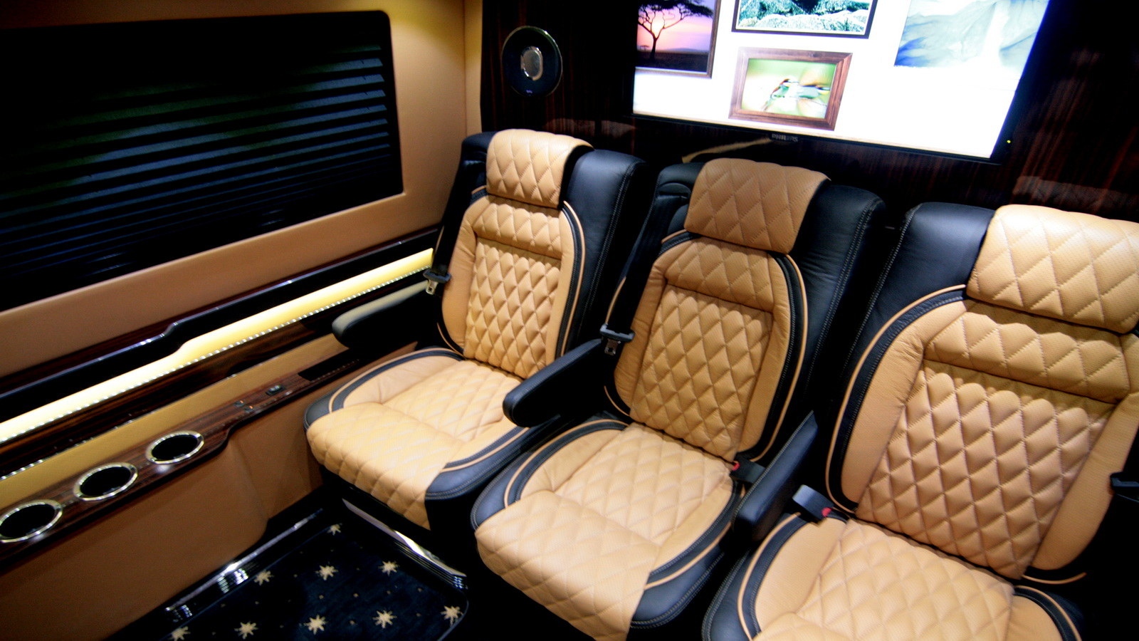 Sport Car Collections Jayde Mercedes Benz Customized: Custom Mercedes-Benz Sprinter Grand Edition Conversion