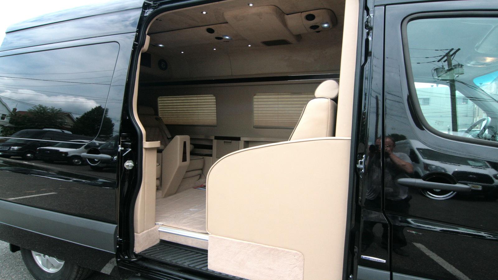 Custom Mercedes Benz Sprinter Grand Edition Conversion Vans Hq Nissan Primastar Fuse Box Manual