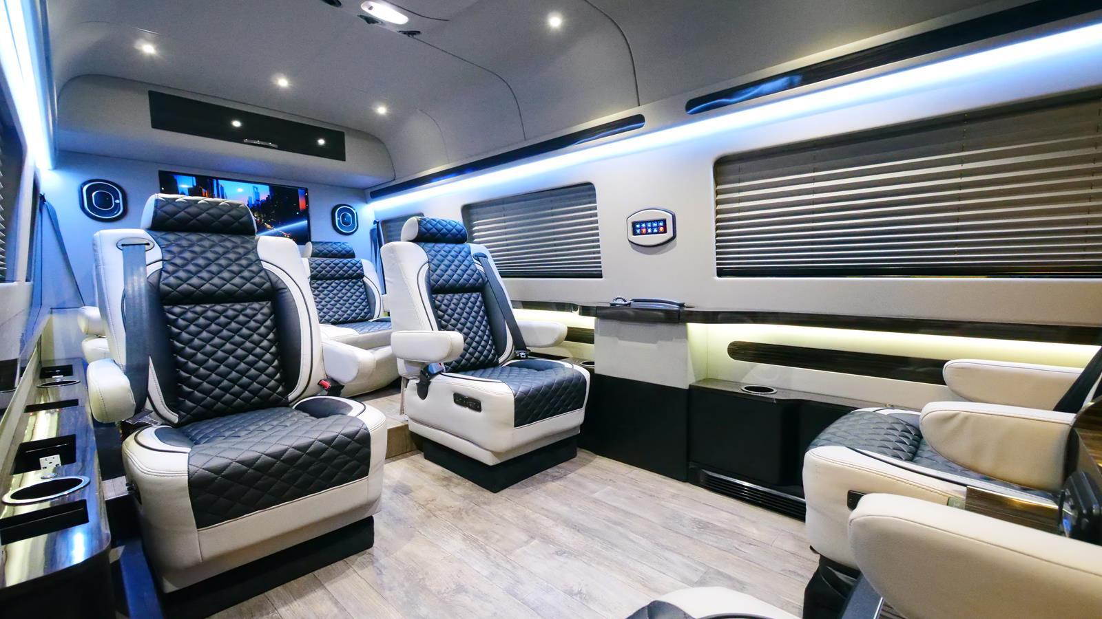 Conversion Vans For Sale >> Ambassador Edition   Mercedes-Benz Sprinter   HQ Custom Design