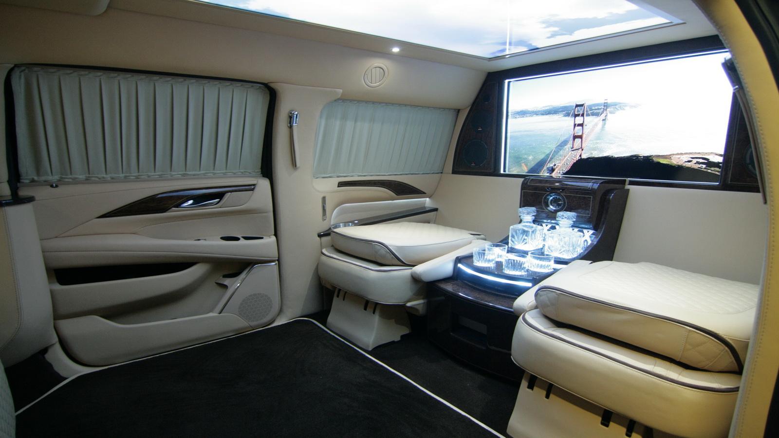 Cadillac escalade conversion suvs hq custom design for Cadillac escalade custom interior