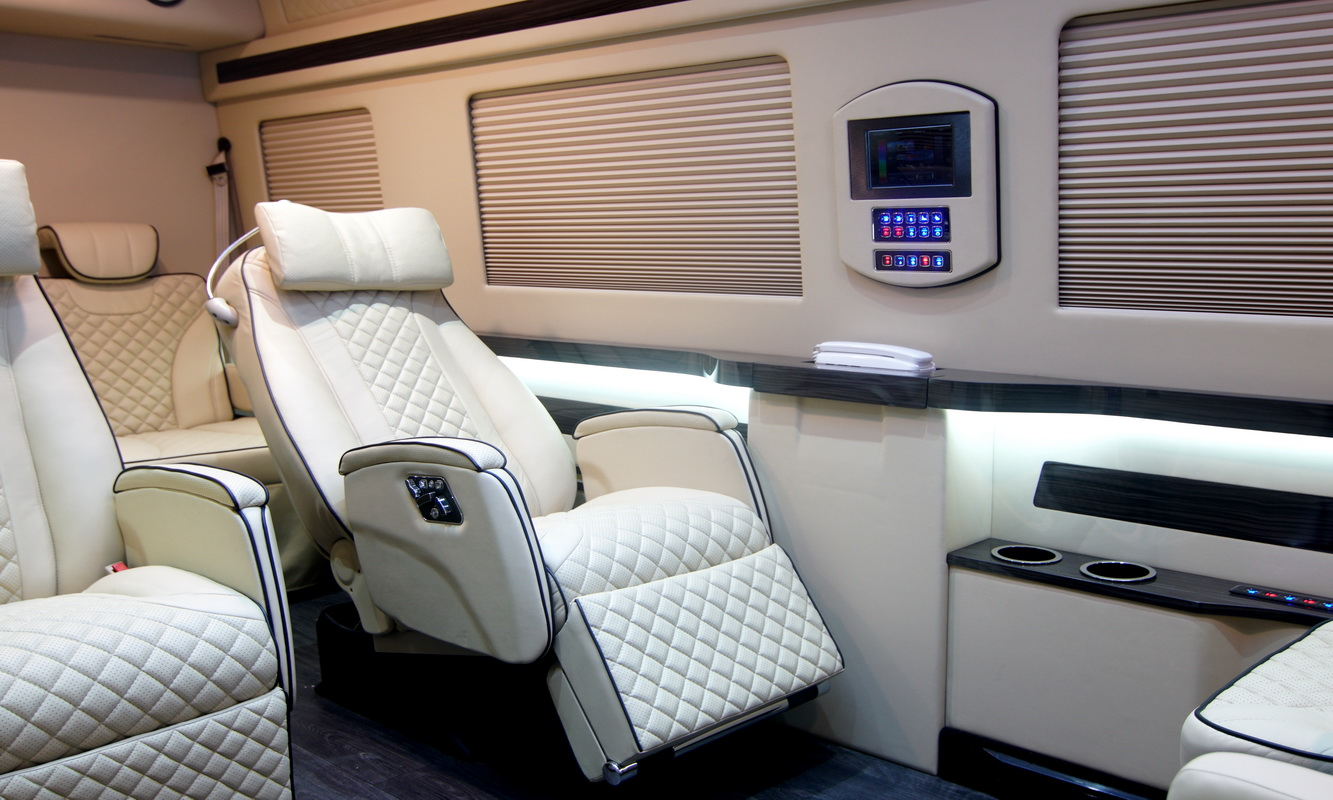 transport van coaches mercedes design benz luxury automotive conversion jetvan becker sprinter