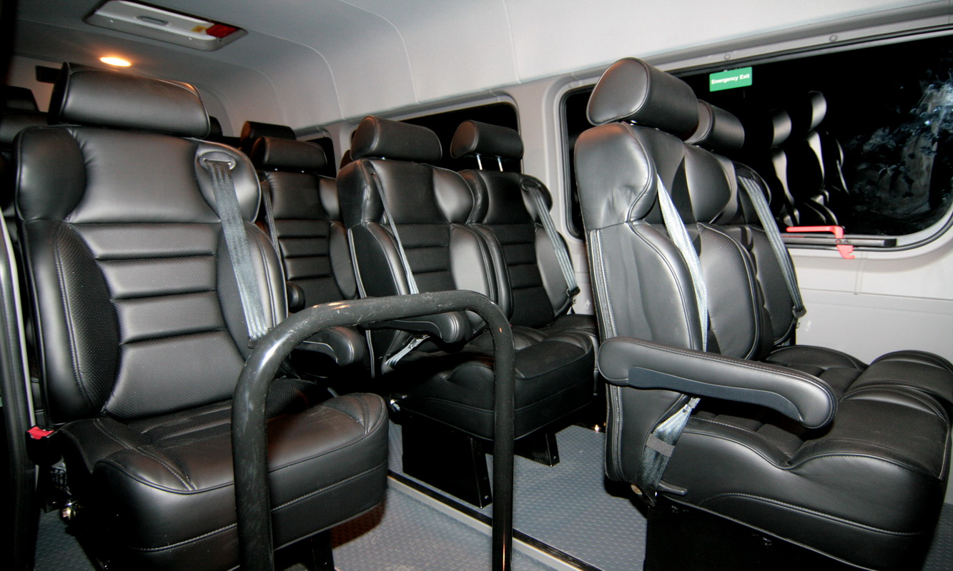 Mercedes Sprinter CoachLiner
