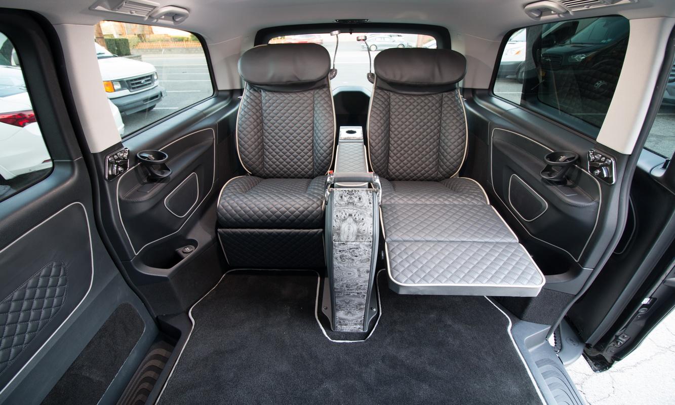 Custom Mercedes-Benz Metris Touring Conversion Vans   HQ ...