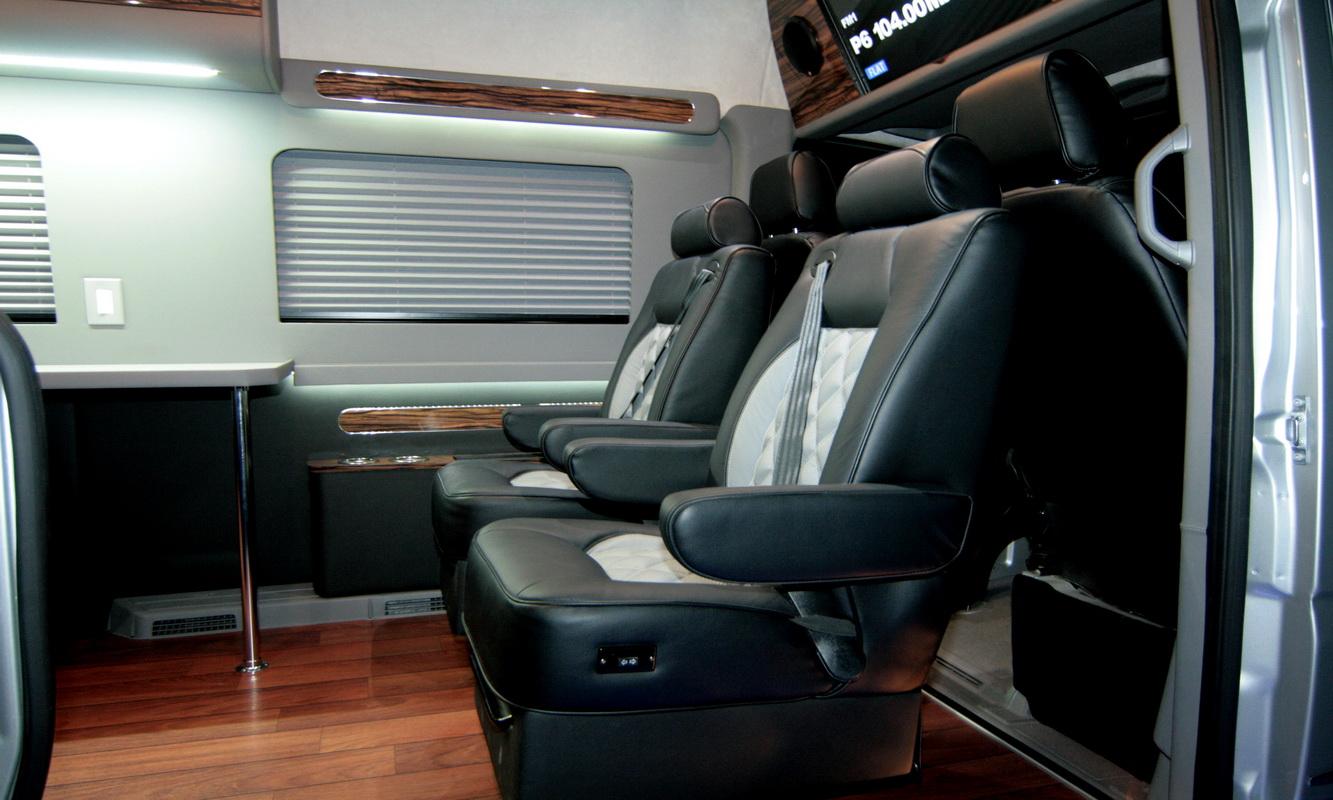 Luxury Mobility