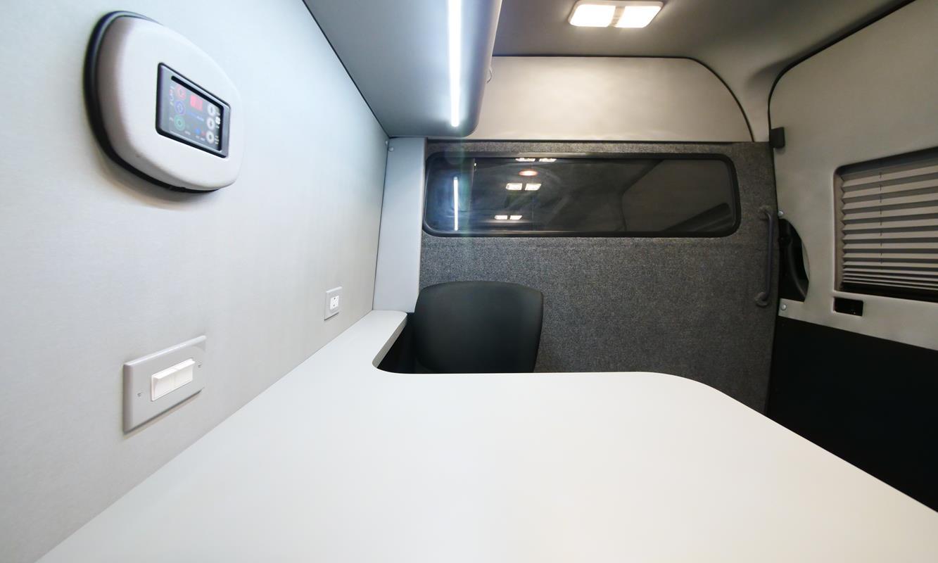 Mobile Medical Vehicles Commerical Vans Hq Custom Design