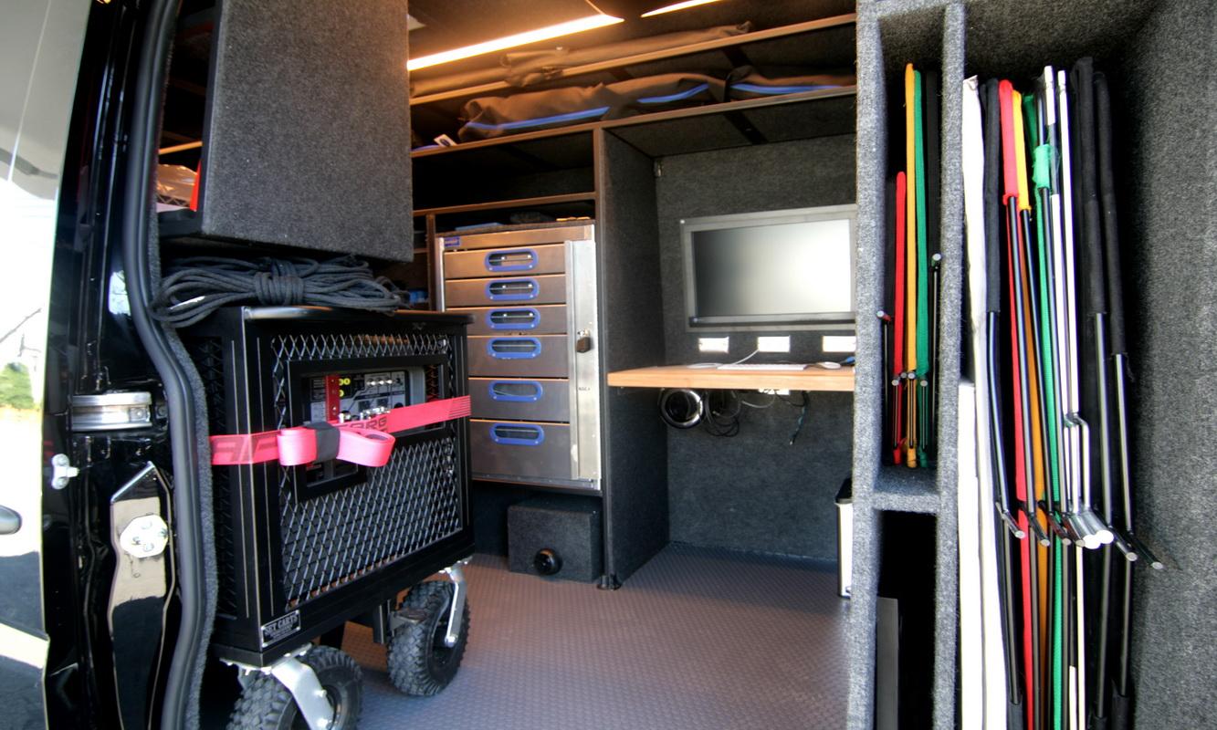 Mobile Media Studio