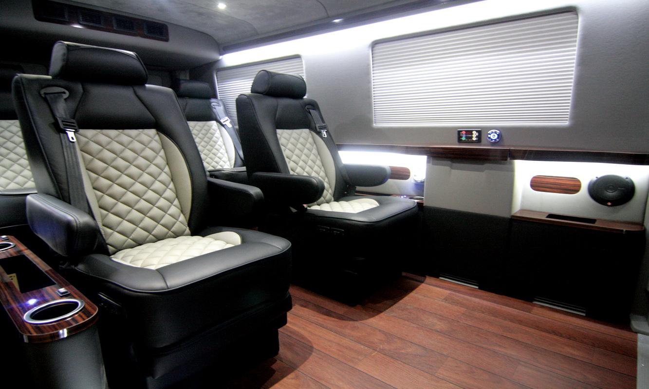Executive Luxury Edition 144
