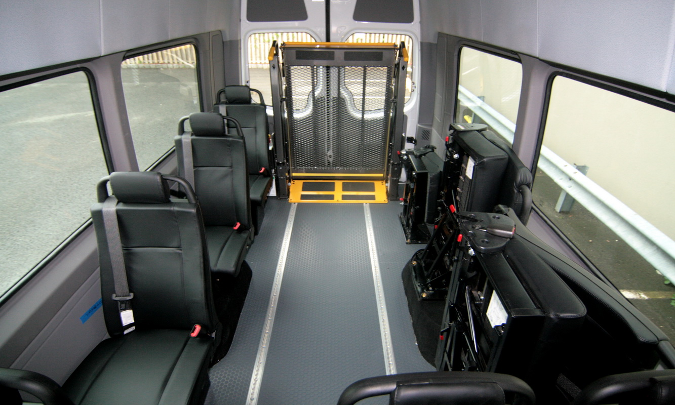 Mobility Shuttle Transportation