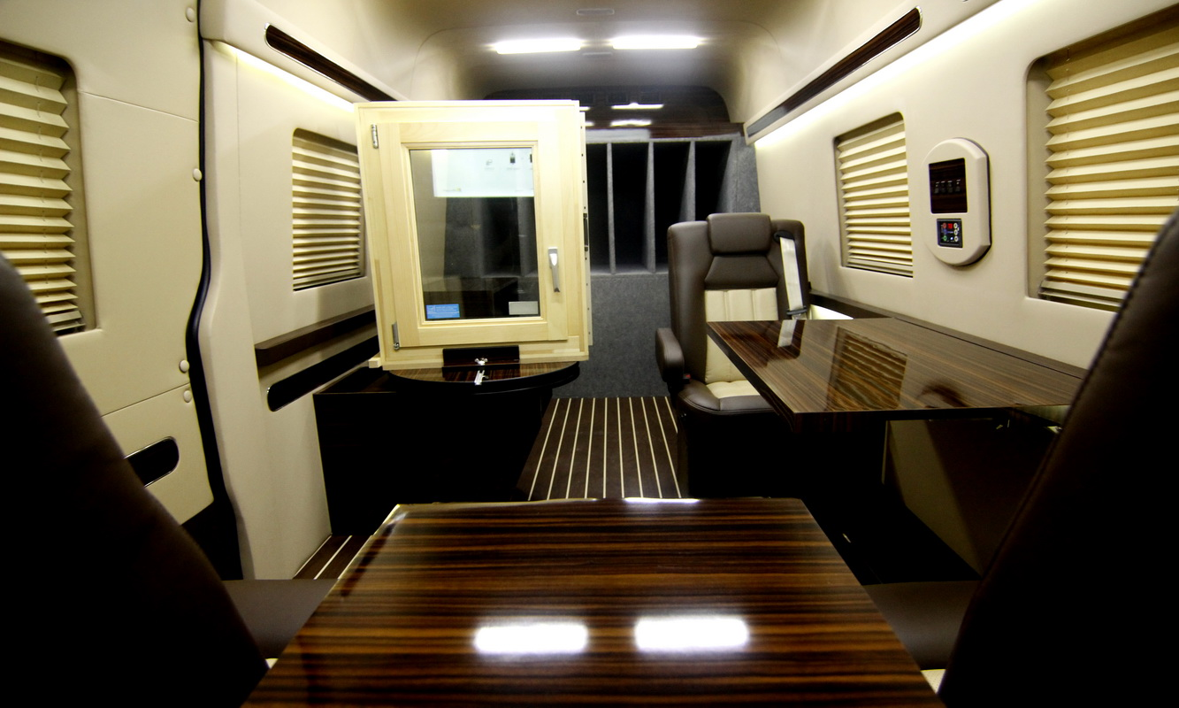 Mobile Showrooms