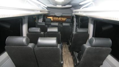 Luxury Shuttles