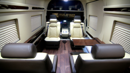 Luxury Executive Edition 170