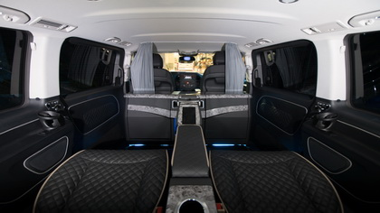 Executive Edition Mercedes Metris