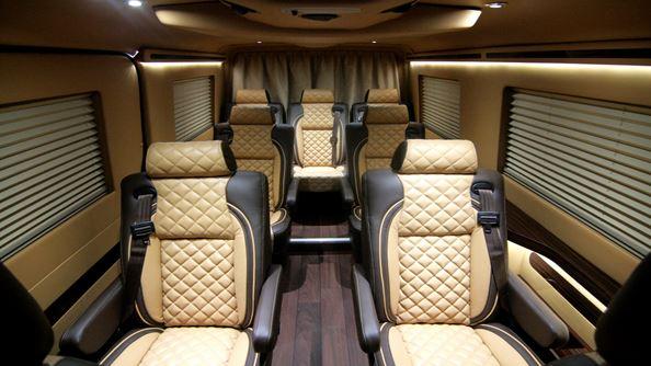 Custom Mercedes Sprinter >> Custom Mercedes Benz Sprinter Family Edition Conversion Vans